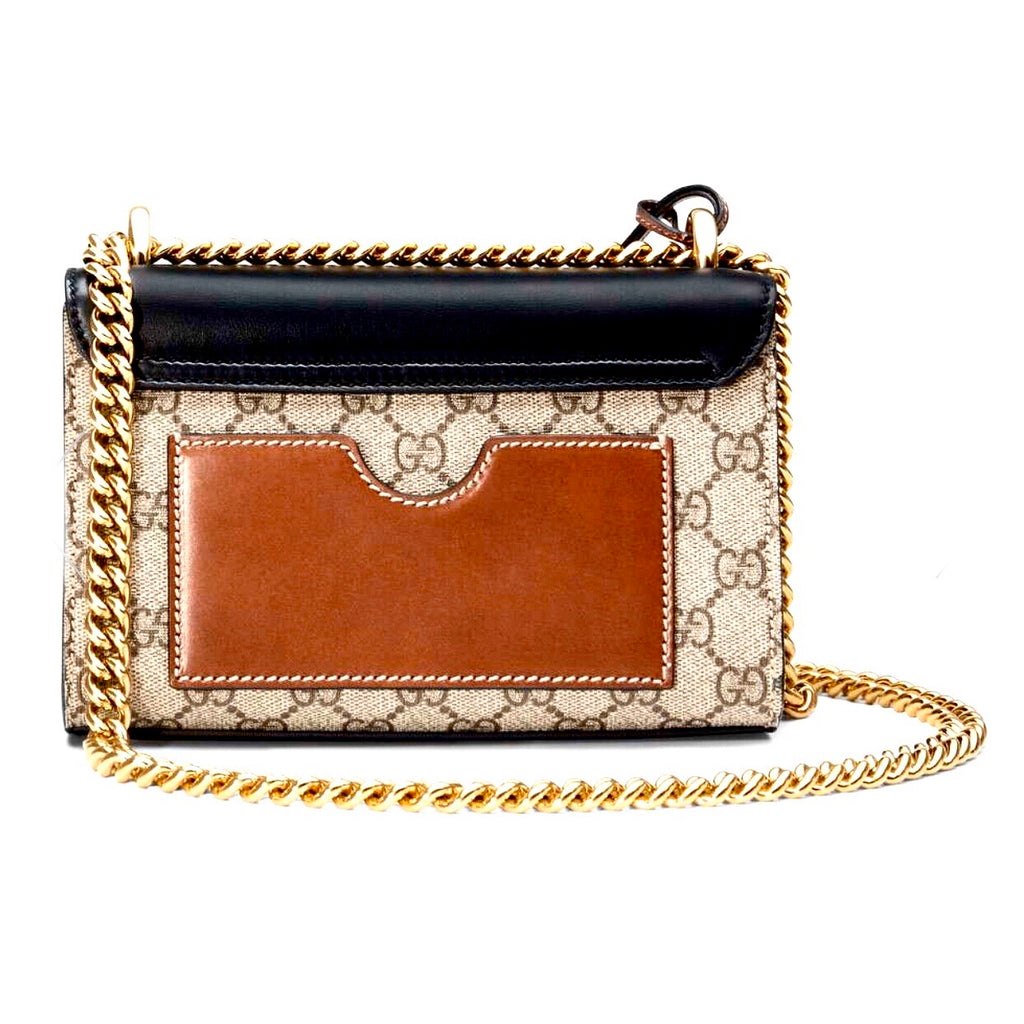 Gucci Small GG Padlock Shoulder Bag
