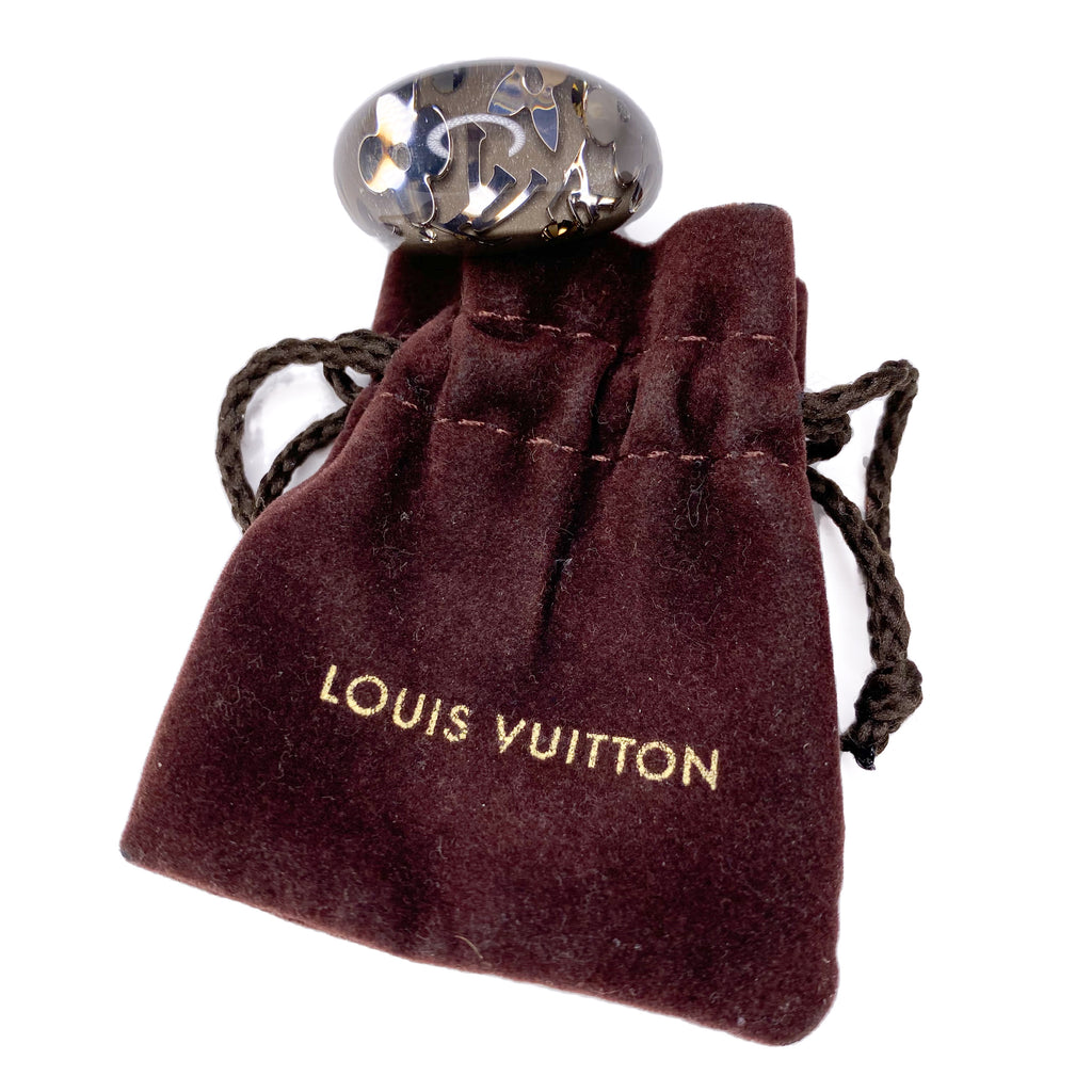 Louis Vuitton Inclusion Ring - Grey
