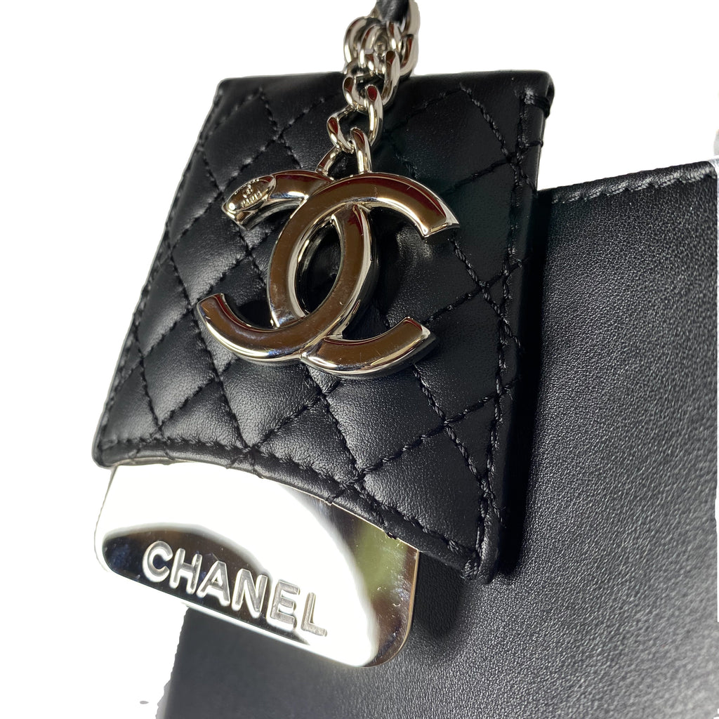 Chanel Large Multi-Pocket Shopping Tote