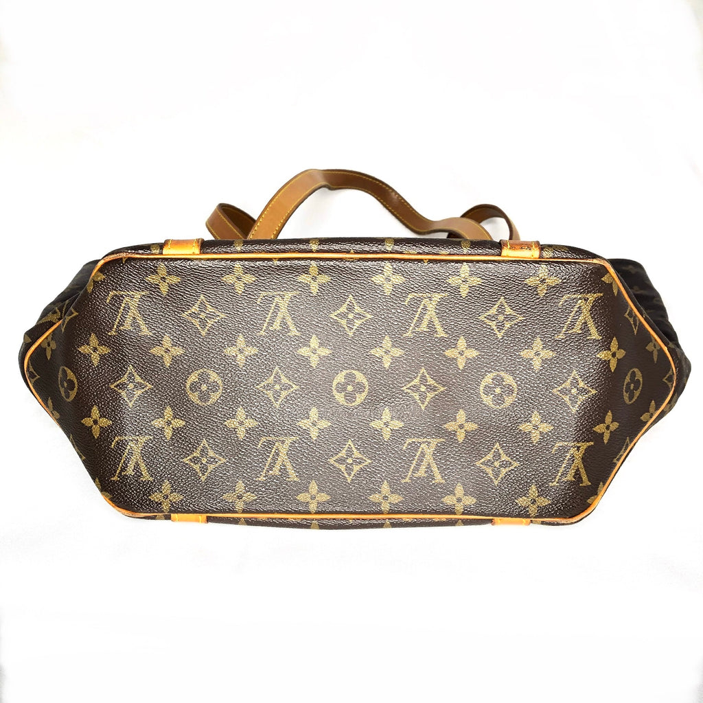 Louis. Hutton Monogram Sac Shopping 48