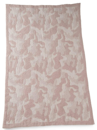 Barefoot Dreams Baby Camouflage Throw
