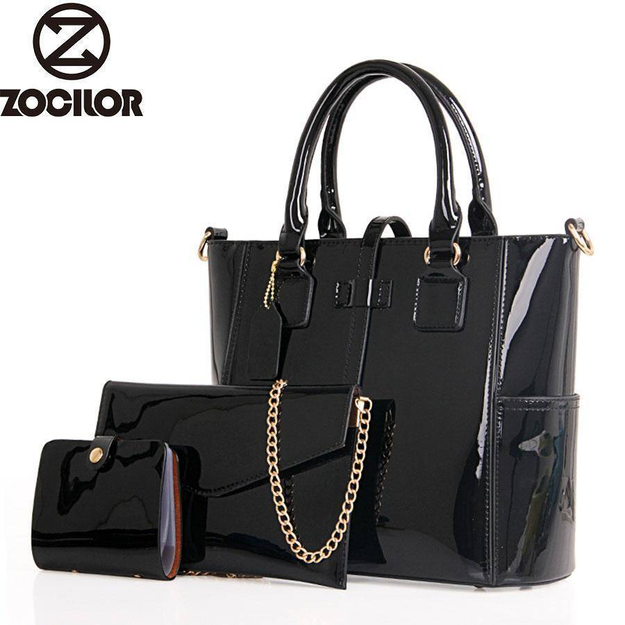 Women Bag Luxury Leather Purse and Handbags Fashion Famous Brands Designer Handbag High Quality Female Shoulder Bag sac a main - Zocilor Official Website