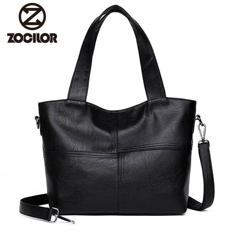 women handbag Pu Leather Women Shoulder Bags  Famous Designer - Zocilor Official Website
