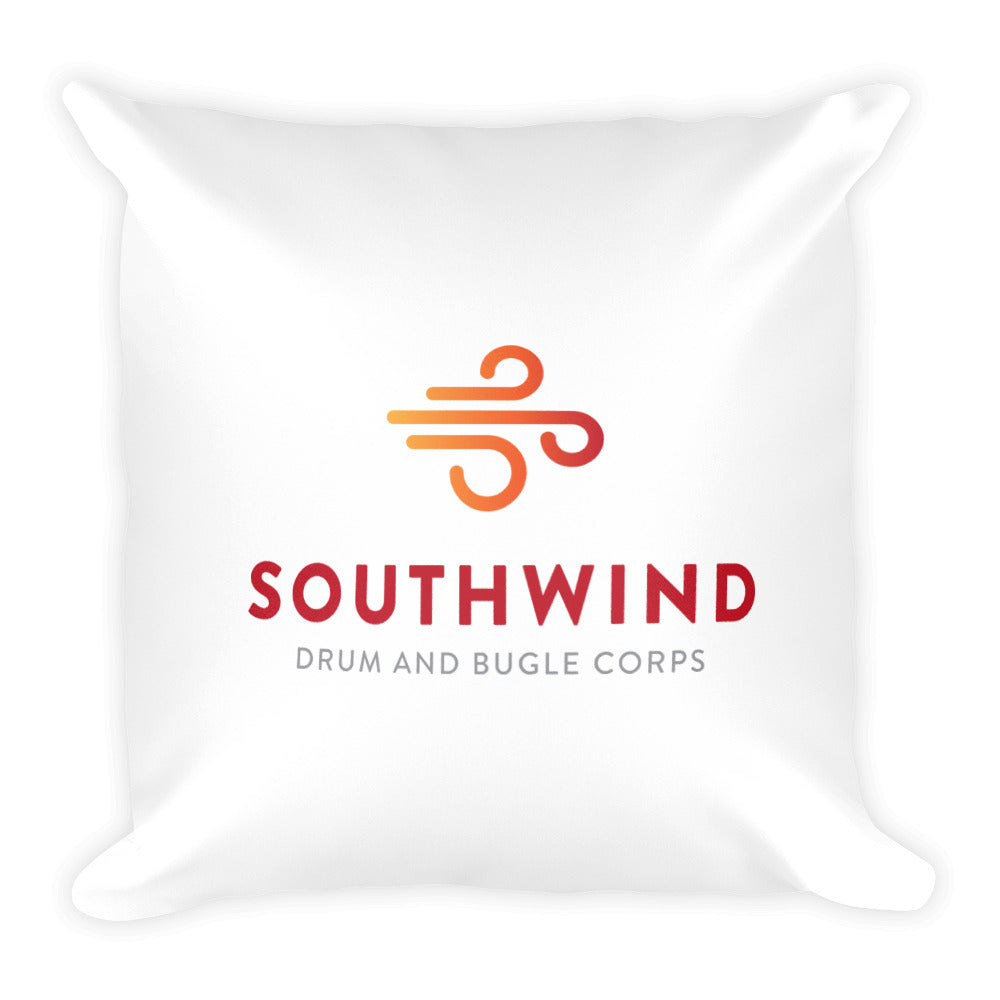 Southwind Logo Square Pillow