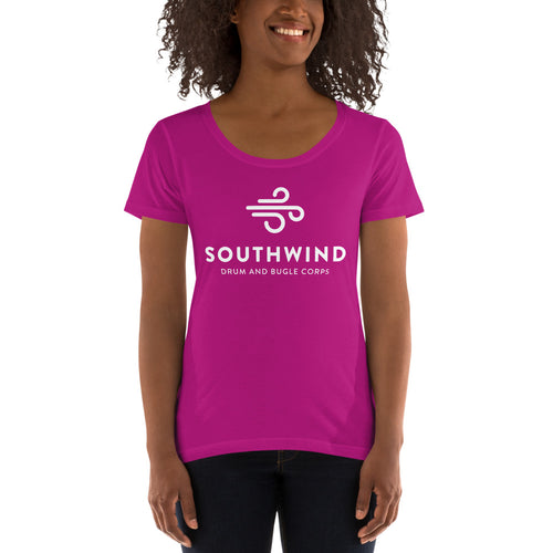 Southwind Ladies' Scoopneck T-Shirt (Anvil)