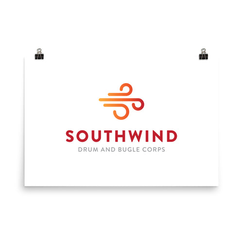 Southwind Logo Poster 2 - 24
