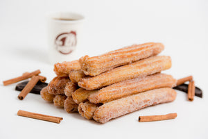 Box of 12 Traditional Churros