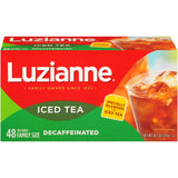 Decaffeinated Iced Tea