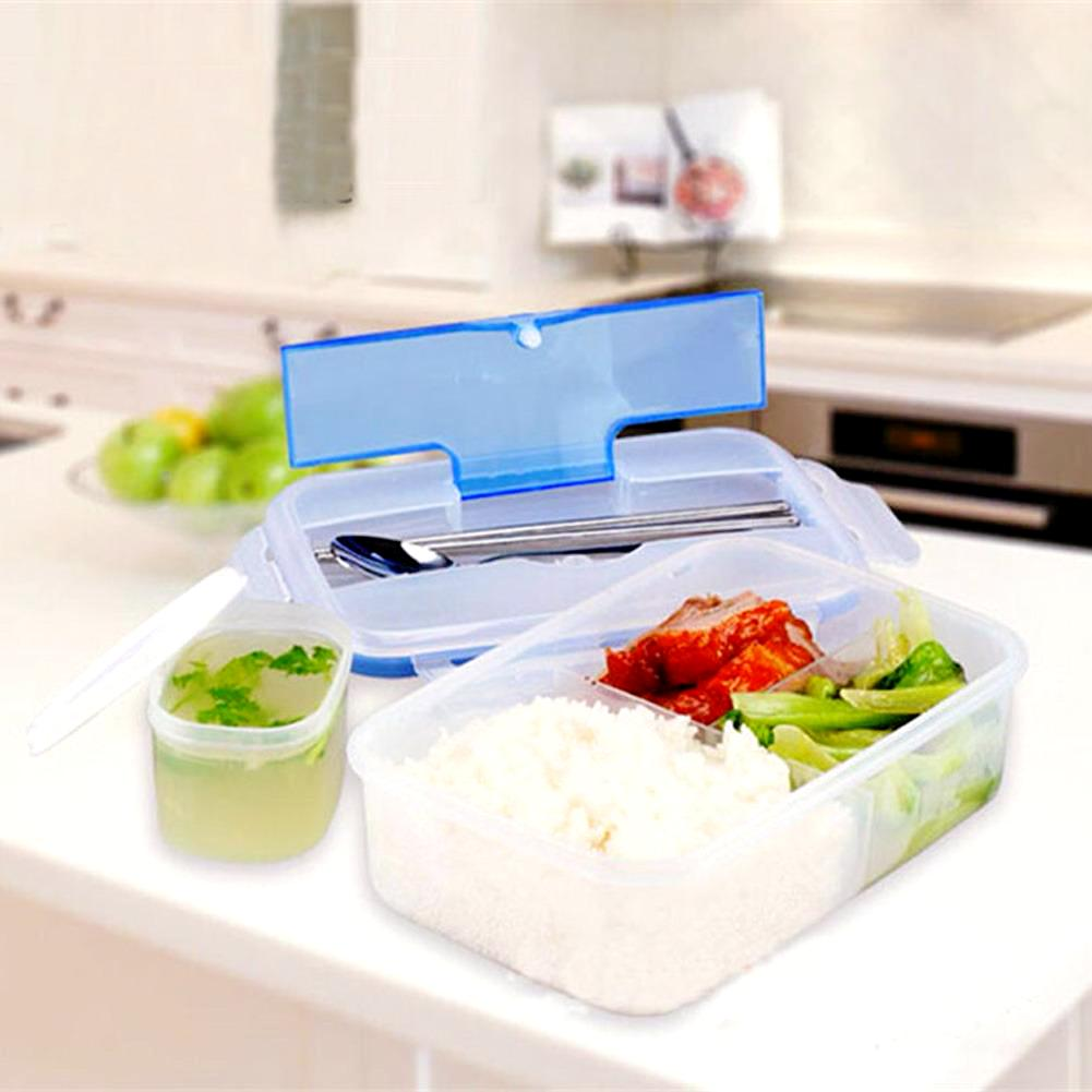 Portable Food Containers Microwavable