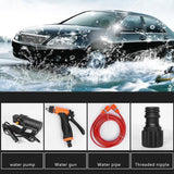Auto Car Wash Water Gun Tools Kit - CandM Online Store