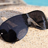 Hot Selling Fashion Polarized Outdoor Driving Sunglasses for Men Brand Designer