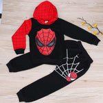 Spiderman 2pcs Sports Hoodie Set - CandM Online Store