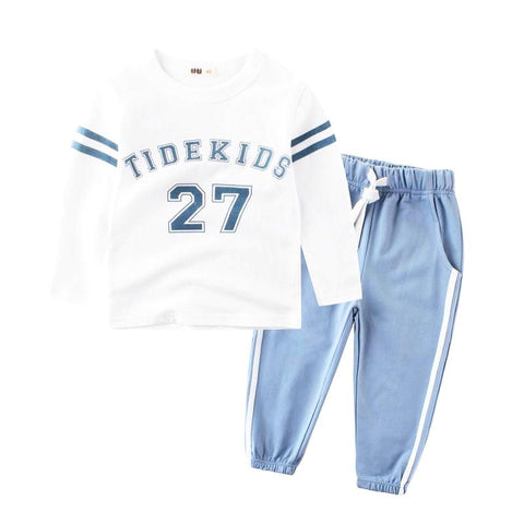 Jogging Pants Toddler Set