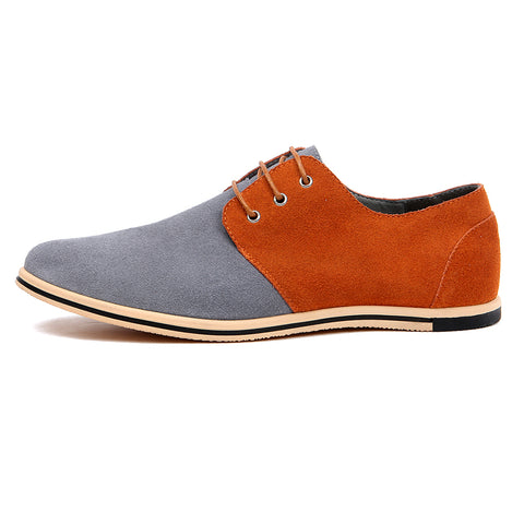 2018 New! Hot Sale Men Casual Suede