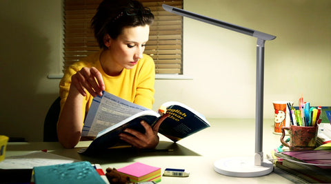 Desk Lamp with USB Charging Port - CandM Online Store