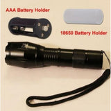 LED Flashlight 2 pcs - CandM Online Store