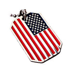 USA Flag Pendant - CandM Online Store