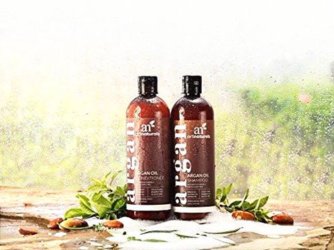 Moroccan Argan Oil Shampoo and Conditioner Organic Sulfate Free - CandM Online Store