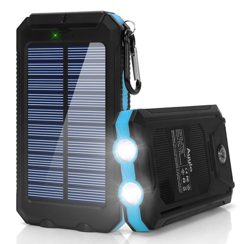 Best Solar Power Bank 10000mah