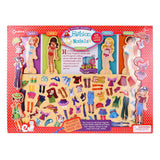 Magnetic Dress Up Educational Game For Girls 63PCS/Set