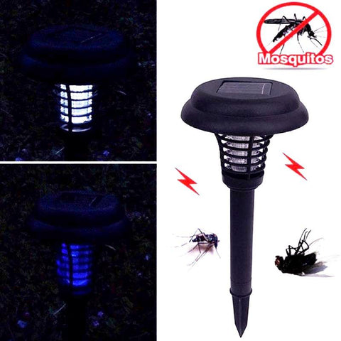 Mosquito Killer Lamp Solar Power
