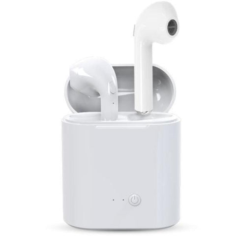 Bluetooth Earphone Stereo Earbuds Charging box for iPhone Smart Samsung Phone - CandM Online Store