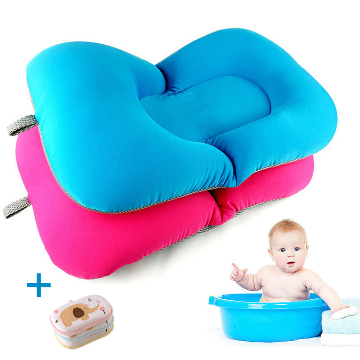 ANTI SLIP BABY BATH LOUNGE