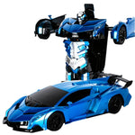 Robot Car No Touching Transformer - CandM Online Store