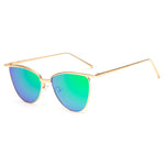 Mirrored Vintage Sunglasses For Women - CandM Online Store