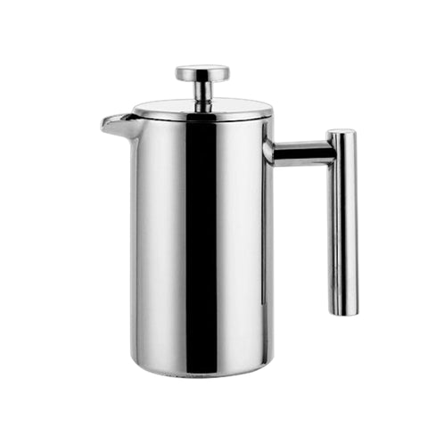 Stainless Steel Coffeepot/ Teapot with Double Wall Filter