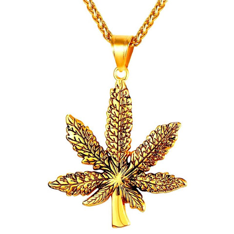 Hot Sale Maple Leaf Charm Necklace