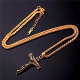 Cross Pendant & Necklace - CandM Online Store