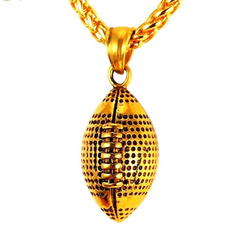 Football Sport Necklace