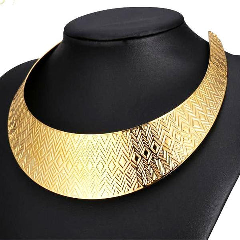 Choker African Chunky Necklace - CandM Online Store