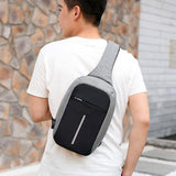 Backpack Anti-Theft With USB Charging Port Unisex
