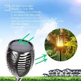 Christmas Solar Flame Light Torch - CandM Online Store