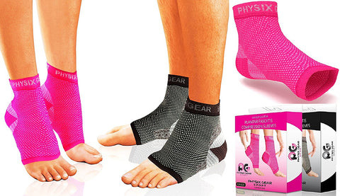 Foot Sleeve Relief for Aching Feet & Heels - CandM Online Store