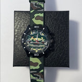 Men's Military Look Wristwatch - CandM Online Store