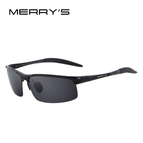 Rectangle Rimless Shades Sunglasses for Fishing and Driving