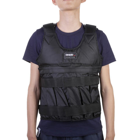 50 kg Loading Adjustable Weighted Vest - CandM Online Store