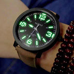 Glow in The Dark New Quartz Sports Wrist Watch - CandM Online Store