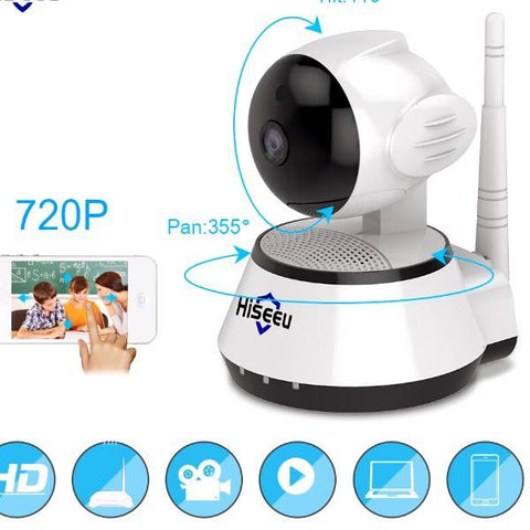 Home Security WiFi Camera - CandM Online Store