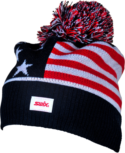 US BIG POM SWIX HAT