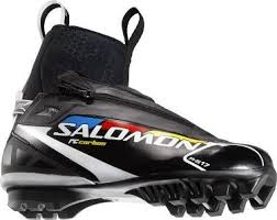 SALOMON RC CARBON CLASSIC BOOTS 2013