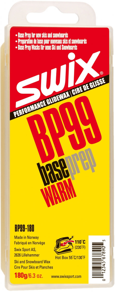 Swix BP99 Base Prep Wax 180g