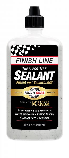 FINISH LINE TUBELESS TIRE SEALANT 8 fl oz.