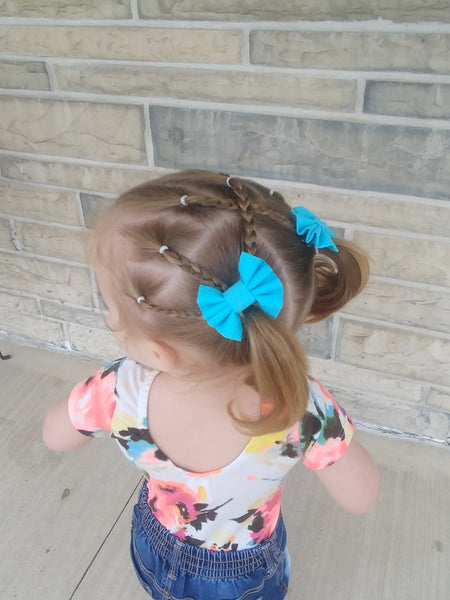Summer Fun Braids &  Pig Tails
