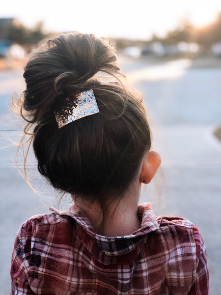 Perfecting the Messy Bun