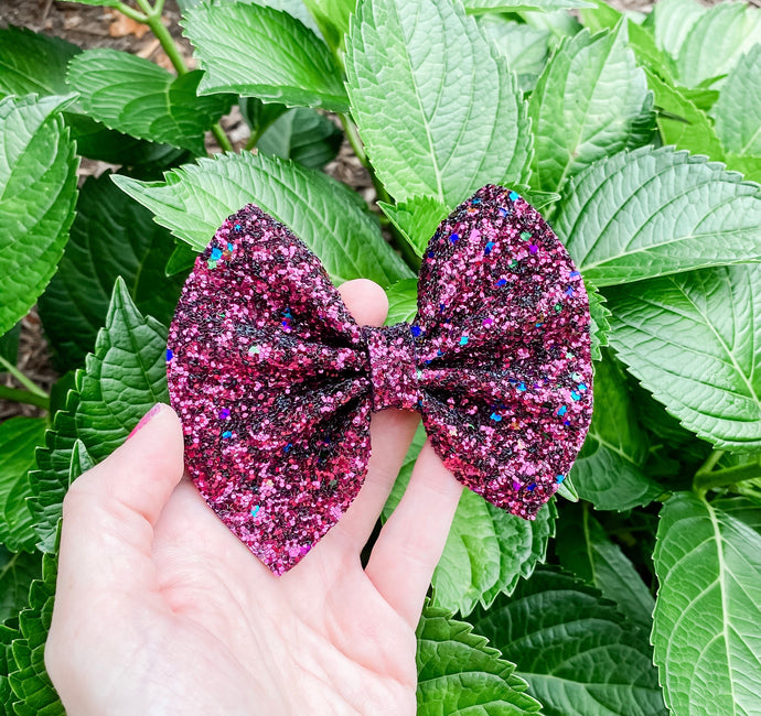 glitter, glitter bow, braid, hair clip, girl, toddler, bow, bows, headband, headbands, head wrap, baby, baby shower, baby photography, photography prop, girl hair style, hairstyles, Fabric Bow, faux leather bow, Hair bow, newborn bow, newborn photography, hair accessory, baby girl, Fall Glitter Bow