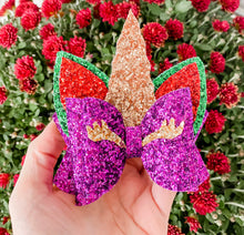 PLEASE MESSAGE US PRIOR TO PURCHASE- Custom HAPPY BIRTHDAY Number Bow (read description before ordering) Bow Headband | Hair Clip